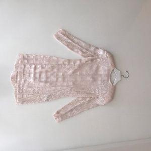 Balmain - Pink and white dress - 34